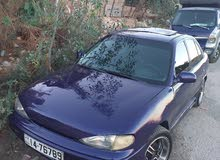 Hyundai Accent car for sale 1996 in Amman city
