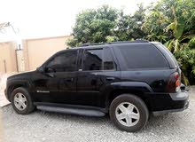 For sale 2004 Black TrailBlazer