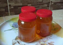 عسل السدر الطبيعي من الجبل ليبيا متوفر بكميات كبيرة