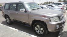 Gasoline Fuel/Power   Nissan Safari 2009