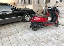 Hawally - Vespa motorbike made in 2013 for sale