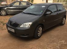 Toyota Corolla 2004 - Tripoli