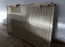 باب حديد مستعمل  2.90 العرض في الارتفاع 2.40 للبيع 200 دينار