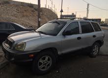 Used Hyundai Santa Fe in Amman