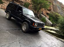 For sale 1999 Black Cherokee