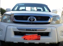 Available for sale!  km mileage Toyota Hilux 2011
