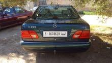 مرسيدس عوينات E280 موديل 1998