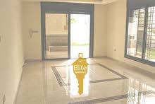 شقه شبه ارضي للبيع في الاردن -عمان- البنيات مساحه 194 م