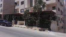 شقة أرضية حي الصحابة مطبخ lراكب 217 متر