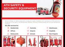 Fire fighting installation and AMC , Plumbing for buildings,offices, warehouses, factories