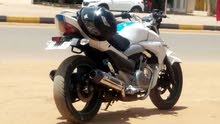 Suzuki motorbike for sale made in 2013