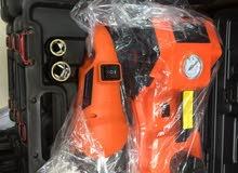 جهاز رفع السيارة وفك الاطارات اوتوماتيكي كهربائي