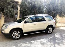 Automatic Gold GMC 2009 for sale