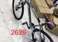 دراجه أباتشي سرعات ألومنيوم مقاس 26