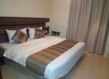 لؤلؤة الروضة للشقة الفندقية يتوافر لدينا ايجار شهري مع الخدمات المتكاملة