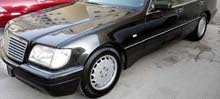 Mercedes Benz S 320 car is available for sale, the car is in Used condition