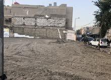 قطع اراضي للبيع في شارع المغرب موقع متميز جدا تجاري سكني استثماري شارع الدكاتره وبقرب الجوازات