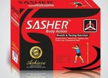 Sasher body action
