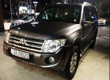 باجيرو 2012 3800 cc ترخيص منخفض
