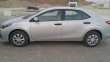 Toyota Corolla car for sale 2015 in Nizwa city
