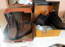 safety boots 42