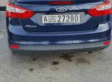 Ford Focus in Abu Dhabi