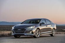 Rent a 2018 Hyundai Sonata with best price