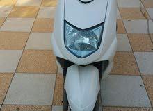 دراجه ياما سكنس اخت الجديده
