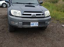 Used condition Toyota 4Runner 2004 with +200,000 km mileage