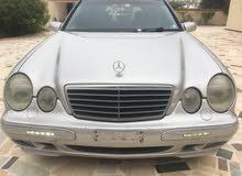 Silver Mercedes Benz E 320 2002 for sale