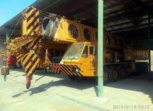 Selling Cranes of Different capacities like 90 Ton, 35 Ton, 20 Ton, 15 Ton
