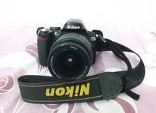 كاميرا نيكون d60 للبيع ا