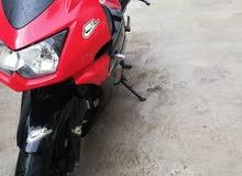 Buy a Used Kawasaki motorbike made in 2013