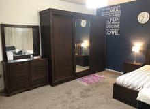 غرفة نوم للبيع كاملة