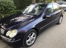 2002 Mercedes Benz C 200 for sale in Cairo