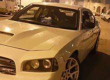 Automatic White Dodge 2007 for sale