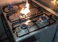 بوتاجاز مع انبوبة الغاز
