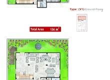 apartment for sale Ground Floor - Shorouk City