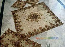بسعر خيالي والكمية محدودة لحق عرض العيد طقم طربيزات خشب موديلات مختلفة  5 قطع