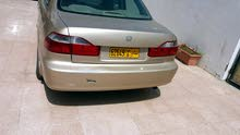 Gold Honda Accord 2000 for sale