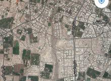 للبيع ارضين شبك ولاية صحار منطقة الملتقى مربع 12 وحده كورنر