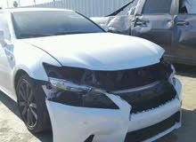 Lexus GS 2014 For sale - White color