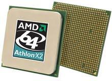 معالج AMD Athlon X2 /  64 Bit  processor