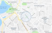 شقة علي السطح وفيها اجراءت سيدي حسين