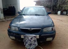 Manual Mazda 1998 for sale - Used - Al-Khums city