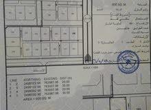 أرض سكنية في العيجة 2