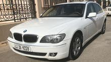 BMW 730 2008 For sale - White color