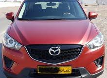 Mazda cx5 2013 model very good condition orginal bant and oman car
