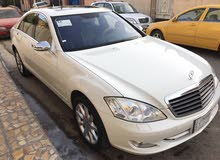 Available for sale!  km mileage Mercedes Benz S 500 2007