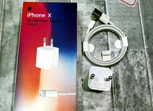 شاحن ايفون اصلي  orignal iphone charger